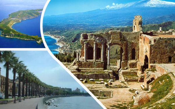 Užijte si nezapomenutelnou dovolenou na SICÍLII! 7 dní pro 4 OSOBY v moderních apartmánech za pouhých 5785 Kč. Ideální místo pro výlety do Taorminy – perly Sicílie - nebo na dechberoucí Liparské ostrovy!