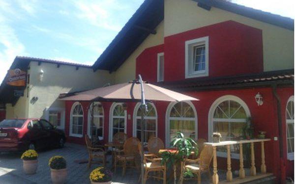 Odpočinkový pobyt v Českém Krumlově v penzionu Axion