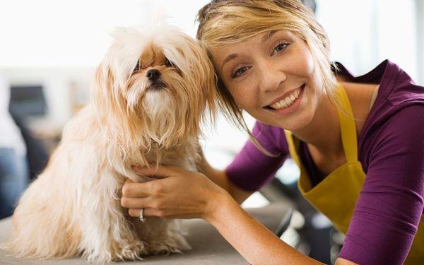 150 Kč za kupon na psí wellness dle výběru či produkt v hodnotě 300 Kč