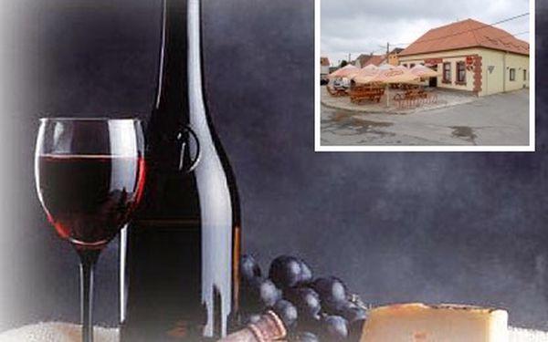 Doba vinobraní právě začíná! Využijte jedinečné příležitosti a ochutnejte několik druhů výborných moravských vín! Ubytování pro 2 osoby na 3 dny/2 noci s polopenzí a rozšířenou degustací vín s odborným výkladem se slevou 36%!
