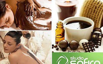 Nechte se hýčkat smyslnou sladkostí, čokoládová masáž vás od stresu oprostí. Sladká 50% sleva na 60 minutovou čokoládovou masáž zad, šíje a uvolňující zábal.