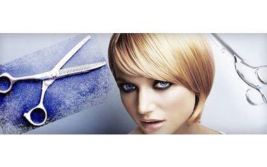 Dnešní neopakovatelná sleva: Barvení vlasů WELLOU se střihem za pouhých 499,-. V ceně je ještě poukázka na další barvení se slevou 50% na barvu !