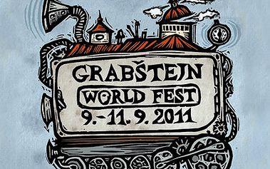 Pozdní letní opojení, festival nad který není. Vyrazte se slevou na Grabštejn World fest 2011! 50% sleva na celý víkend festivalu nezávislého divadla a alternativní muziky v tajemných prostorách hradu Grabštejn.