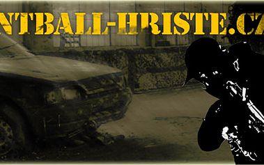 Roční permanentka na paintball s neomezeným počtem vstupů během roku, výběr ze tří hřišť včetně haly v okolí Prahy, v ceně paintballové vybavení: zbraň, maska, zásobník, plyn!