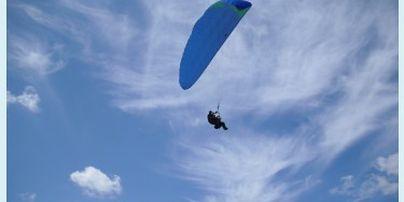 Active paragliding