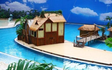 V Česku už léto skončilo, v Tropical Islands však nekončí nikdy!! Za neuvěřitelných 1360Kč si prodlužte léto a vyrazte se svými ratolestmi nebo pozvěte svou drahou polovičku za zábavou do ráje jménem Tropical Islands.