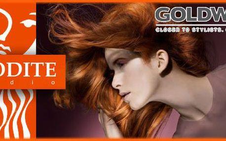 Dopřejte si kreativní a moderní střih, včetně barvení nebo melíru, které opravdu vydrží! S námi už nemusíte volit mezi cenou a kvalitou, používáme jen prvotřídní GOLDWELL vlasovou kosmetiku! Pozor, akce je množstevně omezena!