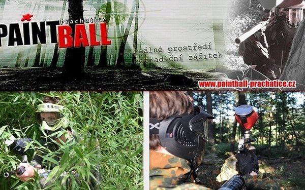 Hodina paintballu na skvělém lesním hřišti nedaleko Prachatic! Voucher je pro 2 hráče se zapůjčením zbraní a oblečení! Zábava a adrenalin s 50% slevou!
