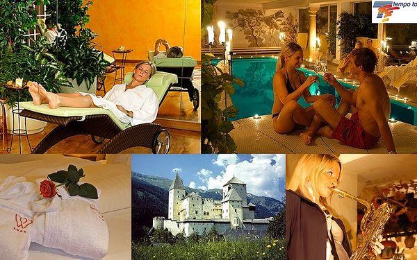 3 dny a 2 noci v opravdu luxusním prostředí 4**** hotelu romantik spa hotel Wastlwirt za jedinečnou cenu!