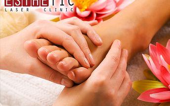 HODINOVÁ reflexní masáž vašich chodidel včetně parafínového zábalu s výjimečnou slevou 72 %! Dopřejte vašim nohám péči od certifikované masérky jen za 199 Kč!