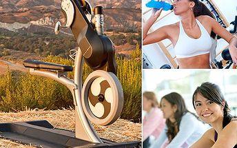 Kranking® - pro vaše srdce ten pravý tréning! 50% sleva na hodinovou lekci Krankingu®, což je světová novinka v oblasti fitness.
