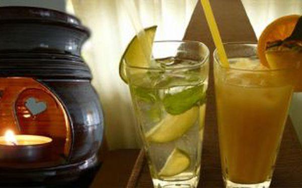 39 Kč za kupón na dva nealko drinky (kubánské Mojito nebo karibská Colada) v hodnotě 78 Kč