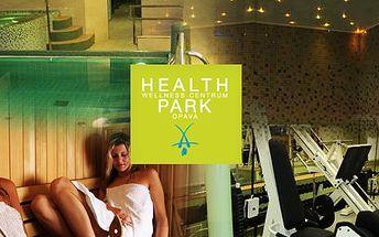 195 Kč za JEDEN volný vstup do všech prostor Health Parku v hodnotě 390 Kč. Fitness, aerobic a wellness zóna. Zacvičte si a zrelaxujte se slevou 50 %!