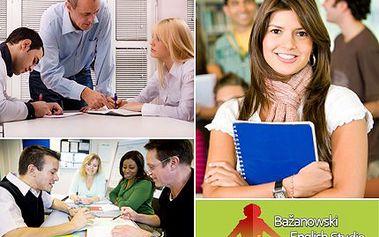 Ruština či angličtina nemusí být žádná dřina. Naučte se cizí jazyk s Aukrocity! Půlroční kurz cizího jazyka s profesionálními lektory v jazykovém studiu BAJO se slevou 31 %.