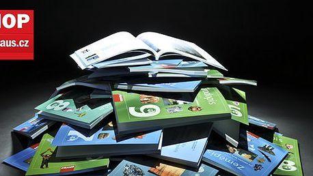 499 Kč za slevový kupon nakladatelství Fraus na nákup knih v ceně 1000 Kč. Vybavte se do nového školního roku se slevou 50 %!
