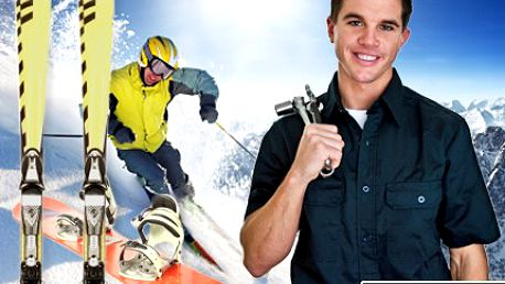 Předběhněte v servise obvyklou frontu a připravte své své lyže nebo snowboard s předstihem na zimní sezónu. 51% sleva na profesionální servis lyží a snowboardů ve sportovní prodejně POHL SPORT.