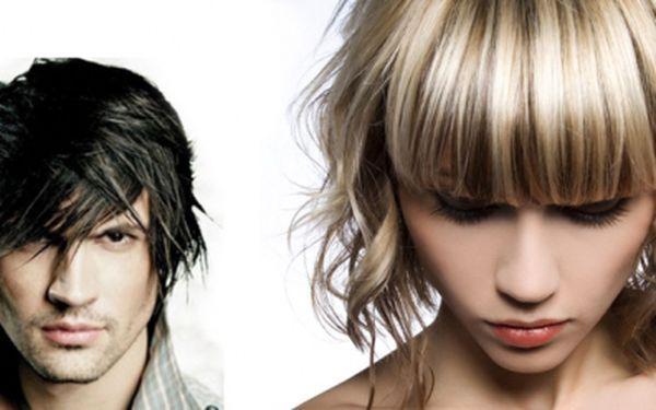 Skvělá cena 399 Kč za MELÍR, STŘIH, MYTÍ a FOUKANOU s vlasovou kosmetikou značky ING a DUSY. Sleva 77% pro Vás a Vaše vlasy na Hyperslevy.cz!