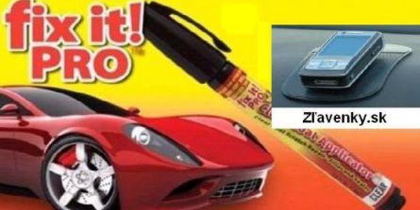 Špeciálne pero Fix it! PRO vhodné pre všetky farby autolaku+nanopodložka