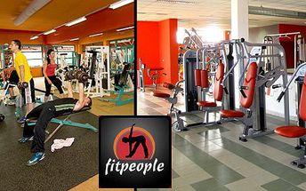 275 Kč za deset vstupů do fitness centra a posilovny Fitpeople v Jihlavě. Dostaňte se do formy se slevou 50 %.