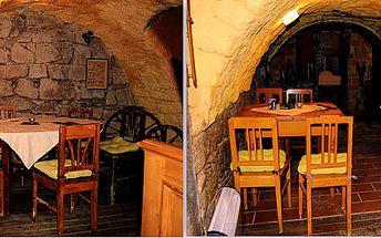 Oběd s kávou, vyberte si v Restaurantu Balada