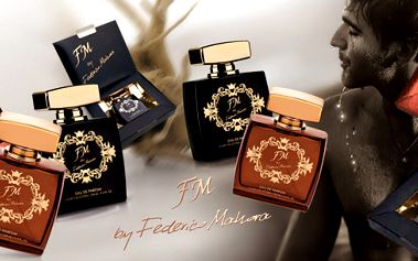 Voňavý vějíř vonných esencí v parfémech Federico Mahora - to je nekonečno vůní se závanem svěžesti, potěšení smyslů a okouzlení! Vybírejte ze dvou pánských luxusních vůní!