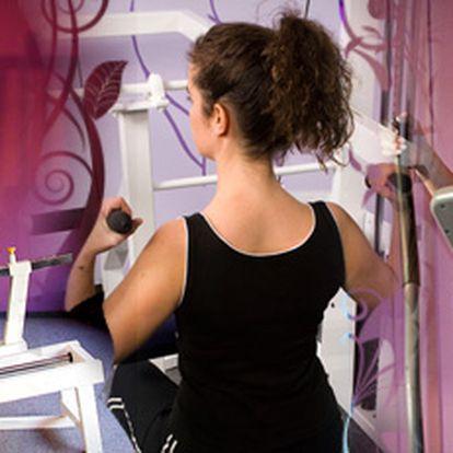 CVIČENÍ SPECIÁLNĚ PRO ŽENY !!! MĚSÍČNÍ NEOMEZENÁ PERMANENTKA na Kruhový trénink do dámského fitness Countours za skvělých 450 Kč!! Zatočte se svými kily zábavnou formou a pod dohledem profesionální trenérky!!