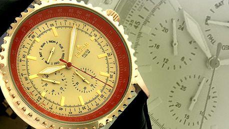 Ještě nemáte hodinky Simpar? Využijte naší skvělé nabídky! Exkluzivní cena 688 Kč včetně poštovného za modní hodinky SIMPAR Picos v hodnotě 2990 Kč!