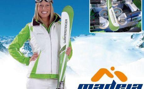 Předběhněte zimu i servisní fronty, dejte své lyže do správné formy. 41% sleva na předsezónní servis lyží na profesionálních strojích.