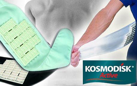 Nový vylepšený KOSMODISK AKTIVE - vhodný především jako doplně při boleti v bederní oblasti! Velice vhodný pro aktivní uživatele - NOVINKA!!!