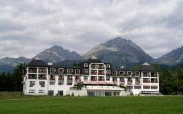 Skvělá nabídka!!! Pětidenní čtyřhvězdičkový luxusní wellness**** pobyt pod tatranskými štíty v hotelu hubert **** za jedinečných 2295 kč za osobu!!!