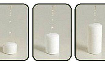 Nabízíme vám slevu 40 % na novinku v ČR utěrky v tabletách. Tyto utěrky jsou opravdu praktické a zcela hygienické. Tak využijte tuto skvělou nabídku!!!