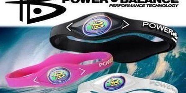 2 profesionální balanční náramky Xtreme Balance za úžasných 149 Kč! Vyrovnejte svou tělesnou frekvenci a objevte sílu této novinky na trnu se slevou 83%!