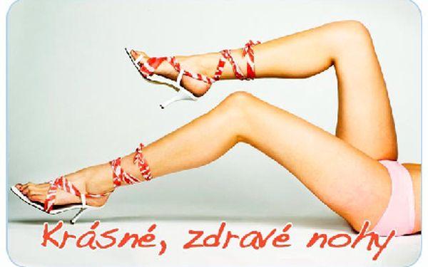 Přístrojová lymfodrenáž - mějte nejen krásné, ale i zdravé nohy.
