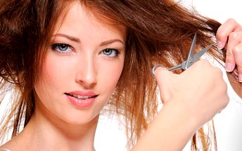 Jen 259 Kč namísto 530 Kč za dámský střih + kůra, dle výběru zákazníka (objemová, nebo ozdravná)! Dopřejte svým vlasům krásný účes přímo ve středu Prahy. Sleva 52%.