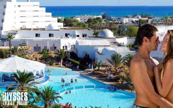 Levně letecky do Tunisu k moři, s ALL INCLUSIVE za 8.990 Kč! Hotel s bazény a zahradou přímo u dlouhé písečné pláže! S námi ušetříte 5.000 Kč na osobu!