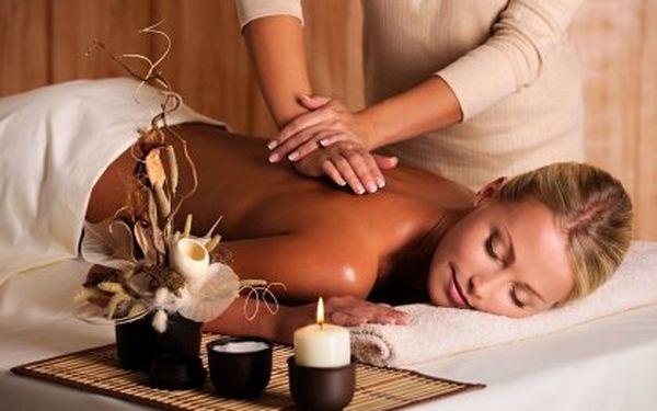 Léčivá čínská masáž