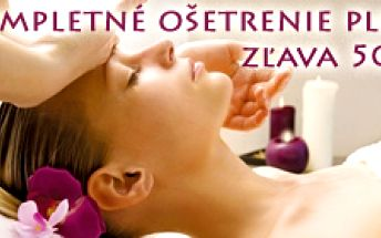 Kompletné ošetrenie pleti: masáž tváre a dekoltu, hĺbkové čistenie, peeling, prístrojové ošetrenie galvanom, masky. Len za 18eur