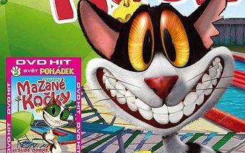 8 DVD animovaného seriálu Mazané kočky se slevou 41%. Udělejte radost svým dětem nebo dětem svých přátel.