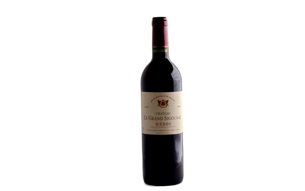 299 Kč za Château Le Grand Sigognac, Francie r. 1999 v hodnotě 499 Kč