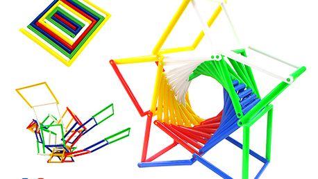 3D puzzle Jeliku - ideální hračka pro děti, která rozšiřuje představivost a schopnost ručních prací jen za 99,- sleva 40%!