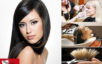 Balíček plný krásy jen pro vaše vlasy! Dejte střihu podzimní styl. S 45% slevou získáte nový look a hloubkovou regeneraci značky L´Oreal.