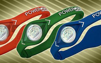 Power Balance je převratná technologie využívající speciální hologramy, které pozitivně působí na přirozené energetické pole člověka a výrazně zlepšuje rovnováhu, sílu a pružnost!