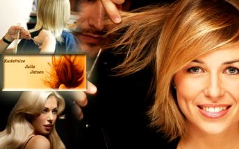 ZA NEUVĚŘITELNÝCH 150 Kč můžete nyní získat balíček kadeřnických služeb od Julie Jatsen! V ceně je mytí, střih, foukaná/žehlení, hloubková regenerace a styling bez rozdílu délky vlasů, relaxační masáž hlavy a občerstvení ZDARMA!