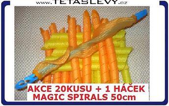 MAGIC SPIRALS