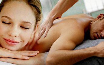Relaxační masáž celého těla ve 2 hodinách, ve kterých zapomenete na stres a problémy. Přijďte si odpočinout do našeho salónu a stres nechte za dveřmi!! Nyní skvělá nabídka!!