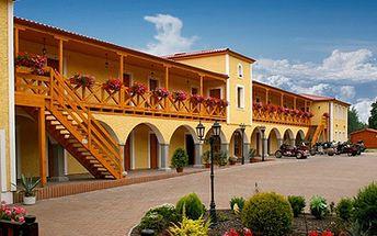 Romantický pobyt pro dva v luxusním wellness hotelu Stein