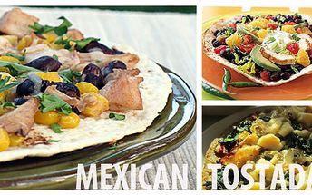 Dnešní sleva: DVĚ pizzy za cenu jedné! Po čertech dobrá mexická pizza TOSTADAS s ďábelskou slevou 50% v mexické restauraci MESTIZO v Poděbradech. Pizzu si můžete vychutnat ve stylové restauraci nebo využít rozvoz po Poděbradech zdarma!