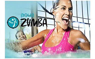 Aqua Zumbaaa! Poďte trénovať, formovať postavu či zbaviť sa prebytočných kíl so zľavou 50 %. Využite akciu na jedno z najlepších cvičení súčasnosti pod vedením profesionálky. Spaľujte tuky a odbúrajte stres aktívnym odpočinkom len za 2,45 €.