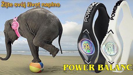 Bezkonkurenční nabídka! Jen 149,- za POWER balance náramek včetně POŠTOVNÉHO!!!