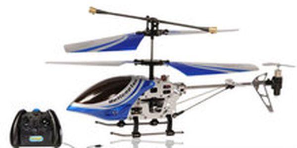 590 Kč místo 1 230 Kč - Ideální hračka a dárek pro dospělé! Plně funkční mini vrtulník na dálkové ovládání se slevou 52 %